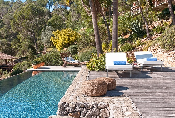 awesome villa Villa Jumali in Ibiza, San Jose