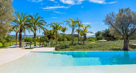 villa Casa Tyane in San Jose Ibiza