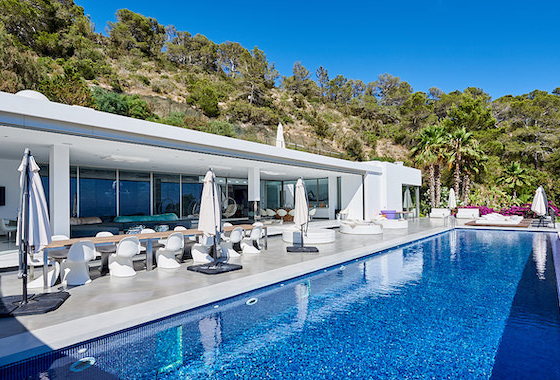 awesome villa Sa Colina in Ibiza, San Jose