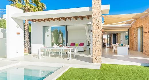 villa Ses Contes en San Jose Ibiza
