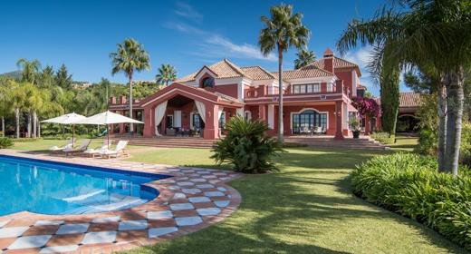 villa Es Mirador in null Benahavís