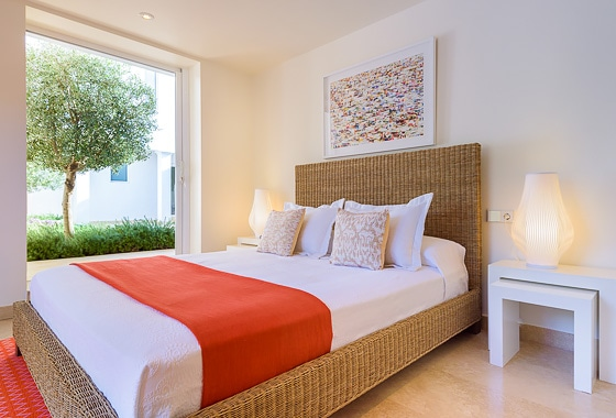 awesome villa Cas Pastis in Ibiza, Santa Eulalia