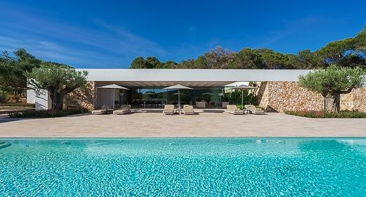 villa Can Viñes in Santa Eulalia Ibiza