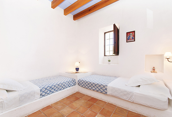 awesome villa Can Cubells in Ibiza, San Jose