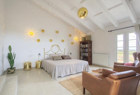 awesome villa Es Canutells in Menorca, Mahón