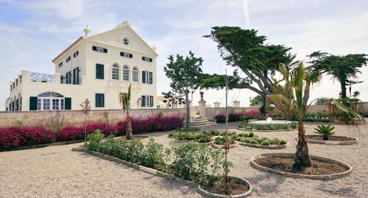 villa Es Canutells in Mahón Menorca