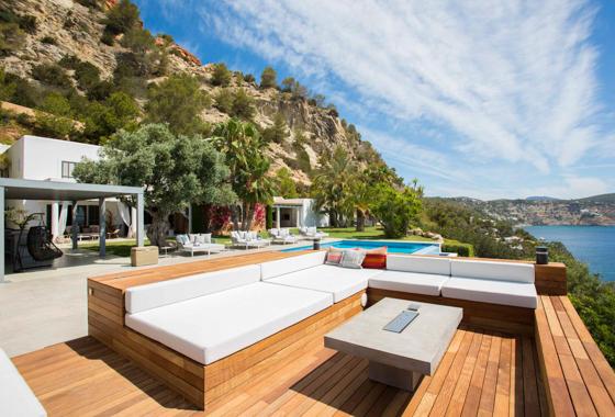 impresionante villa Can Horizon en Ibiza, San Jose