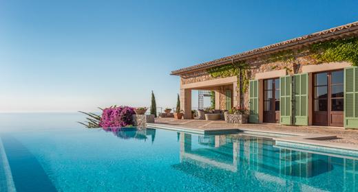 villa Monte Dalt in Deia Mallorca