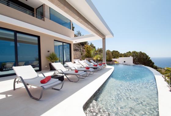 awesome villa Villa Papiro in Ibiza, Ibiza
