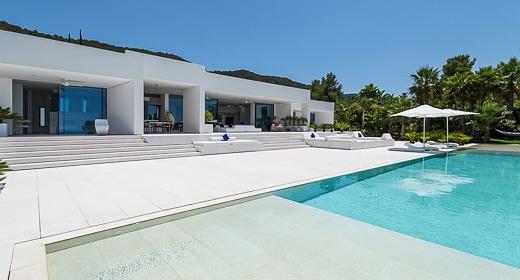 villa Can Lavanda in San Jose Ibiza