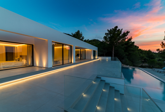 awesome villa Villa Omnia in Ibiza, San Jose