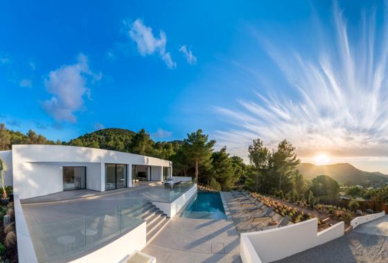 awesome villa Villa Omnia in Ibiza, San Jose