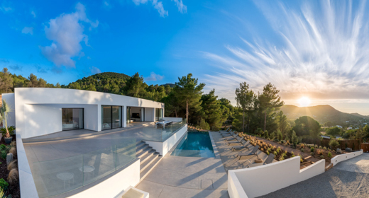 villa Villa Omnia in San Jose Ibiza