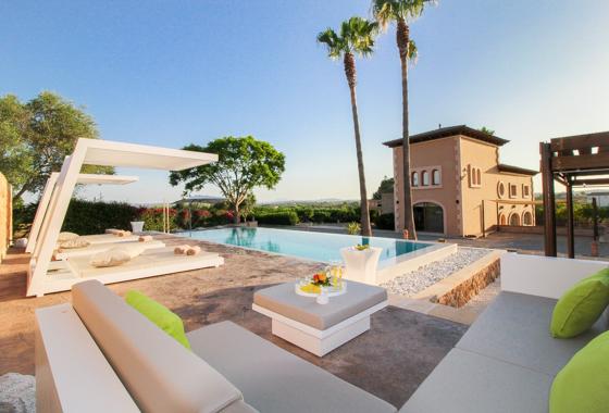 villa Ca N'a Margalida en Manacor Mallorca