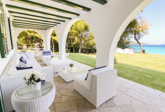 awesome villa Villa Bella in Mallorca, -