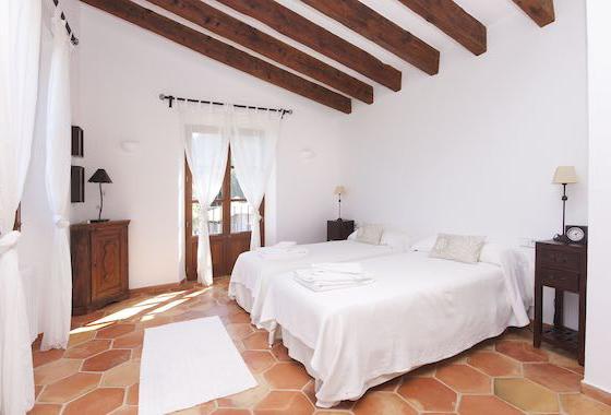 impresionante villa Es Verguer en Mallorca, Deia