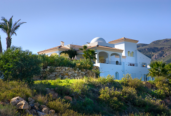 awesome villa La Colina in Almería, Mojacar