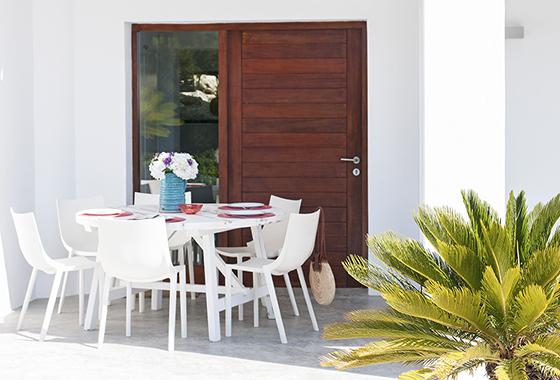 awesome villa Las Palomas  in Ibiza, San Jose