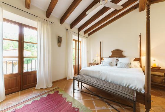 impresionante villa Sa Tanca en Mallorca, Deia