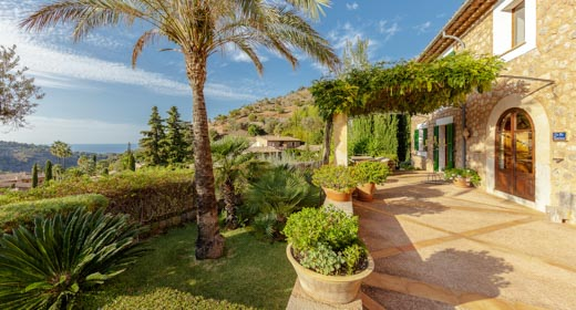 villa Sa Tanca in Deia Mallorca