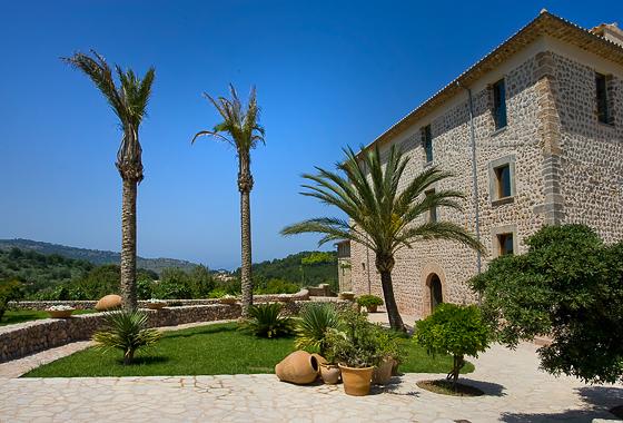 awesome villa Son Termes in Mallorca, Soller