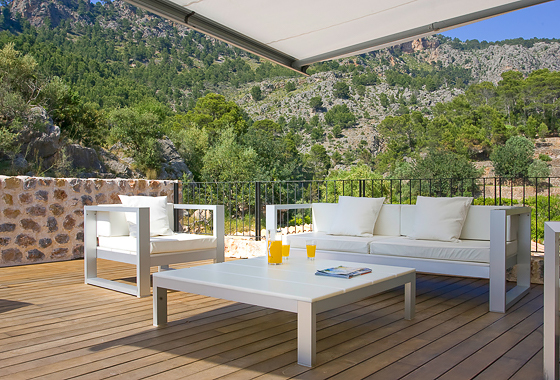 impresionante villa Son Termes en Mallorca, Soller