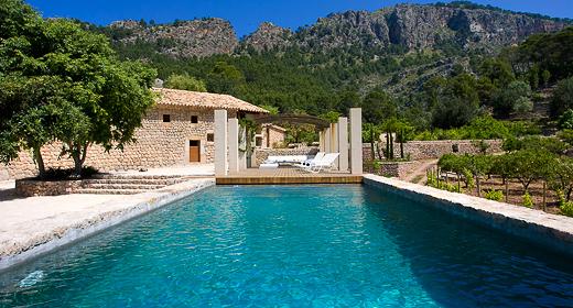 villa Son Termes in Soller Mallorca