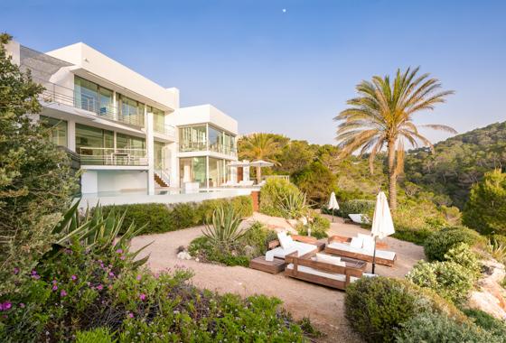 impresionante villa Can Vadella en Ibiza, San Jose