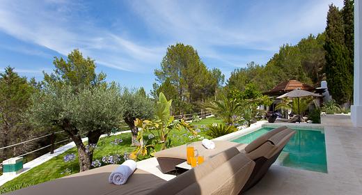 villa Sa Ermita en San Jose Ibiza