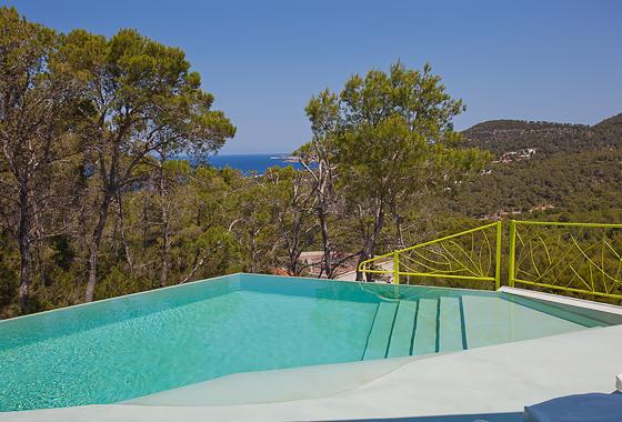 impresionante villa Everland en Ibiza, San Jose