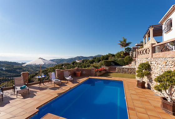 VillaClub - El Mirador, Frigiliana, Costa del Sol