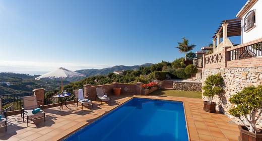 villa El Mirador in null Frigiliana