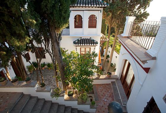 Carmen de los Moriscos - España Granada Granada