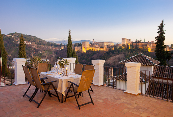 villa Carmen de los Moriscos en Granada Granada