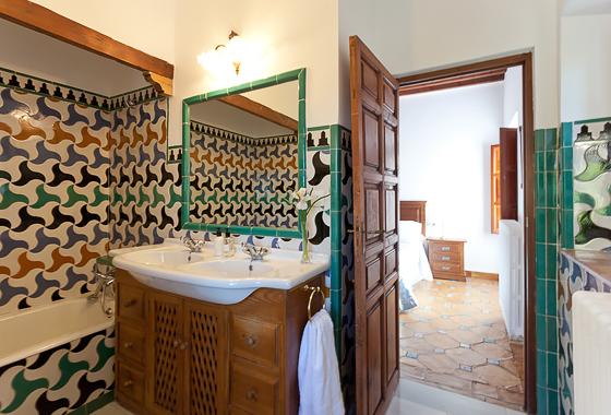 impresionante villa Carmen de los Moriscos en Granada, Granada