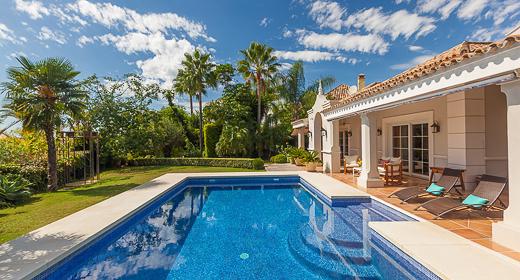 villa Los Naranjos in null Marbella