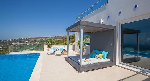 villa Villa Ranta en Zahara de los atunes Cádiz
