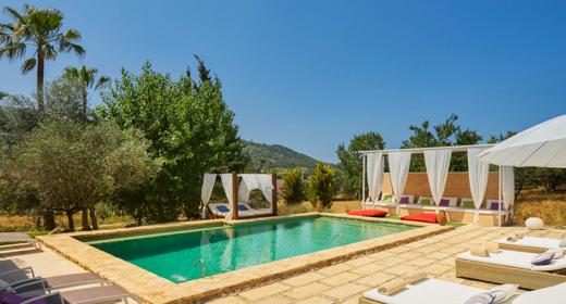 villa Can Sami in Alcudia Mallorca