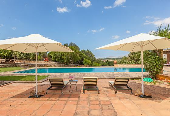 villa Casa Peral en Alcudia Mallorca