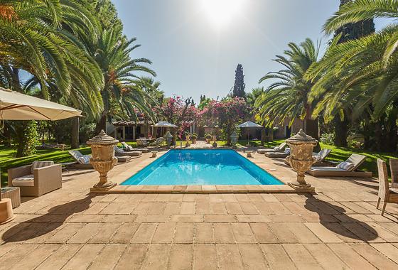 villa Bonaire en Inca Mallorca