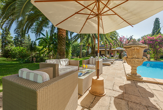 impresionante villa Bonaire en Mallorca, Inca