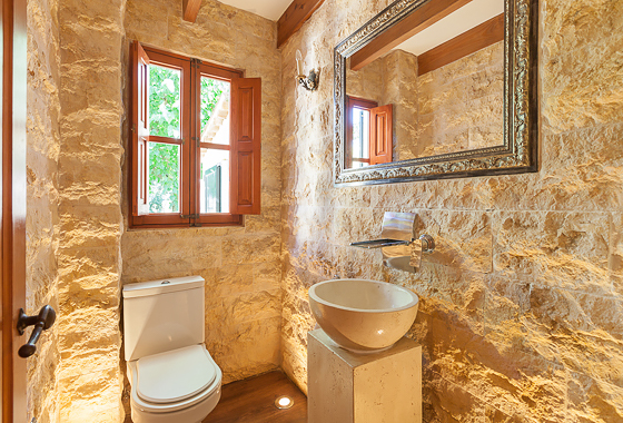 awesome villa Bonaire in Mallorca, Inca