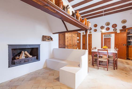 awesome villa Sa Torre de Porreres in Mallorca, Porreras