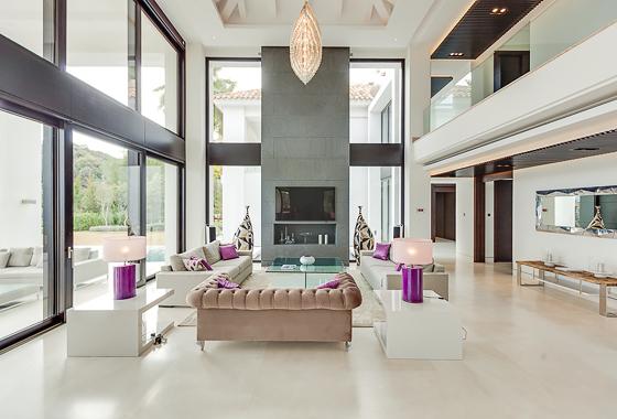 Villa Las Lomas - España Benahavís