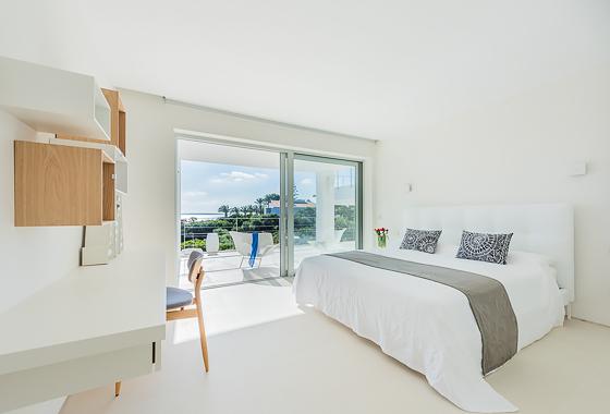 awesome villa Cala Vell Mari in Menorca, Ciutadella