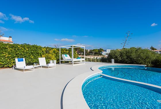 Cala Vell Mari  - España Menorca Ciutadella