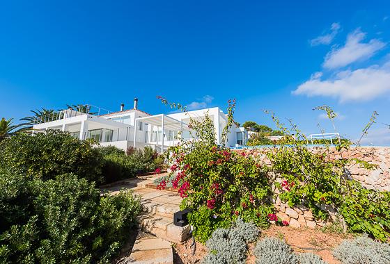 villa Cala Vell Mari  en Ciutadella Menorca