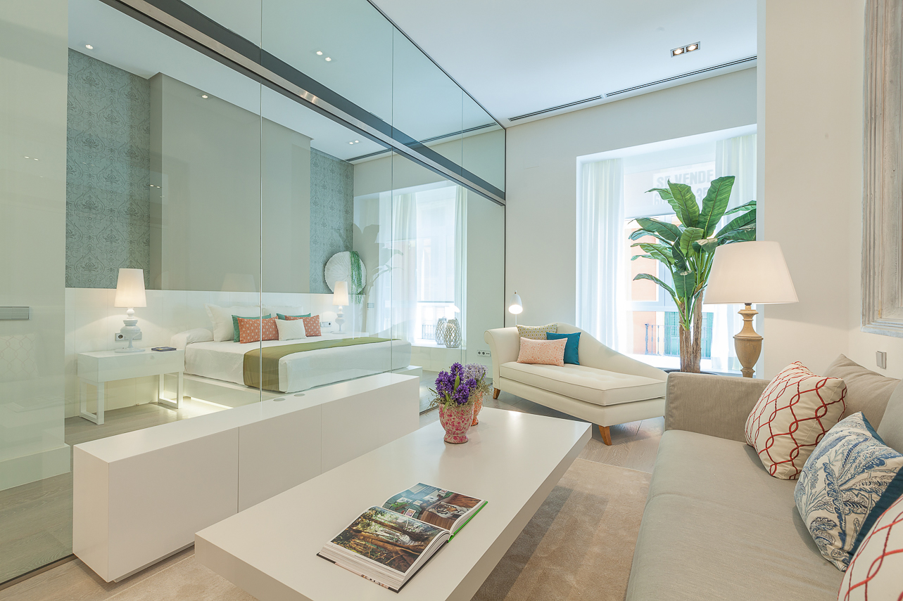 Loft Calle Nueva I   Fully furnished luxury apartment for 4 in the ...