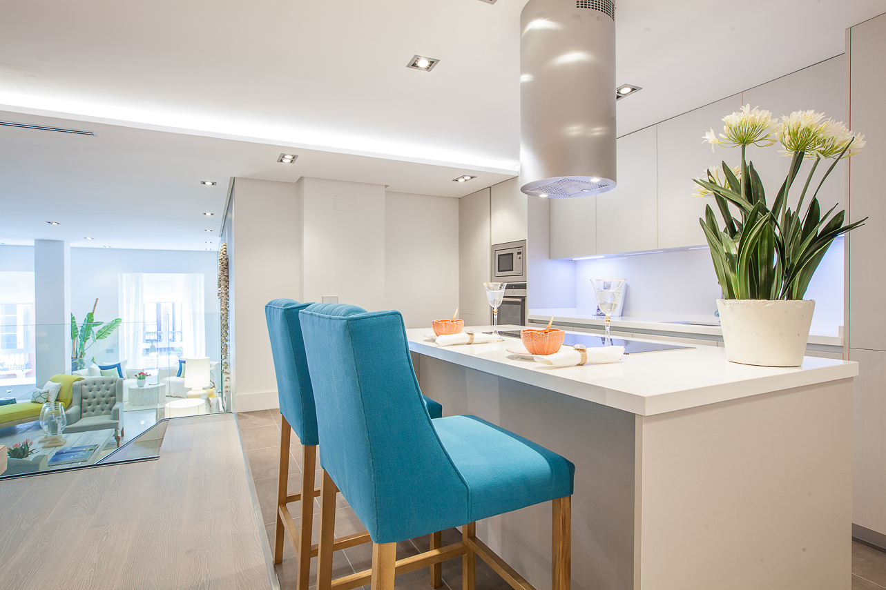 Loft Calle Nueva III   Fully furnished luxury apartment for 6 in the ...